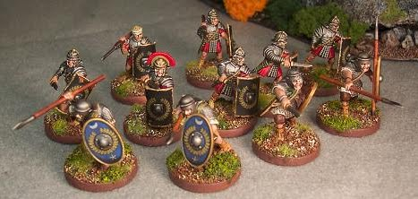 Roman Vets &amp; Auxilia