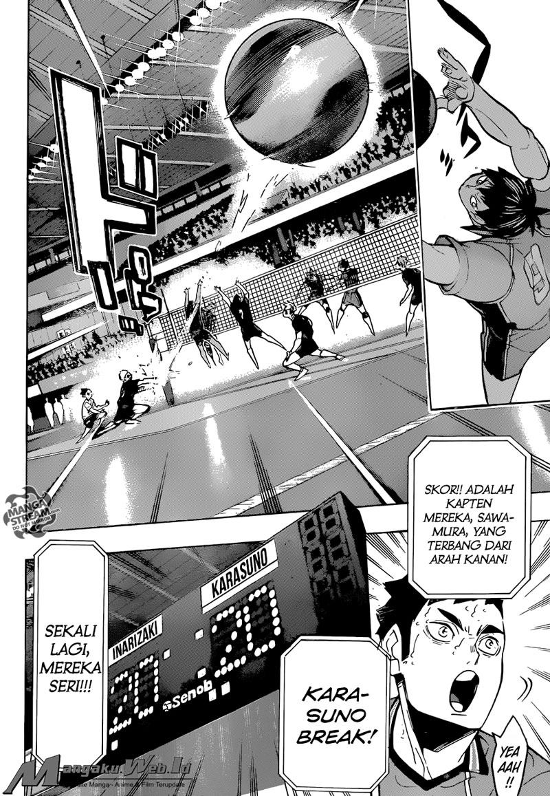 Haikyuu!! Chapter 258-18
