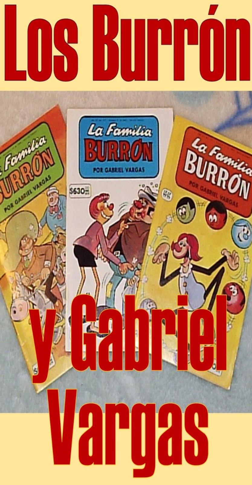 Los Burrón y Gabriel Vargas en el edificio del coronel José García Valseca