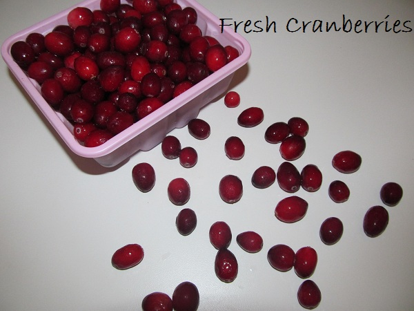 Cranberry Sauce (Delight of Thanks Giving)