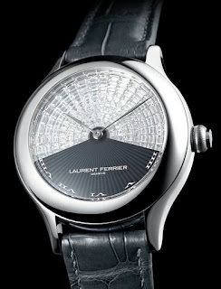 Montre Laurent Ferrier Galet Secret Serti Invisible