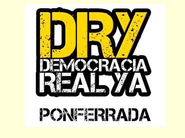 Democracia Real Ya Ponferrada
