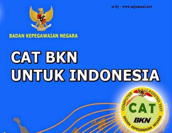 aplikasi simulasi sistem CAT dari BKN