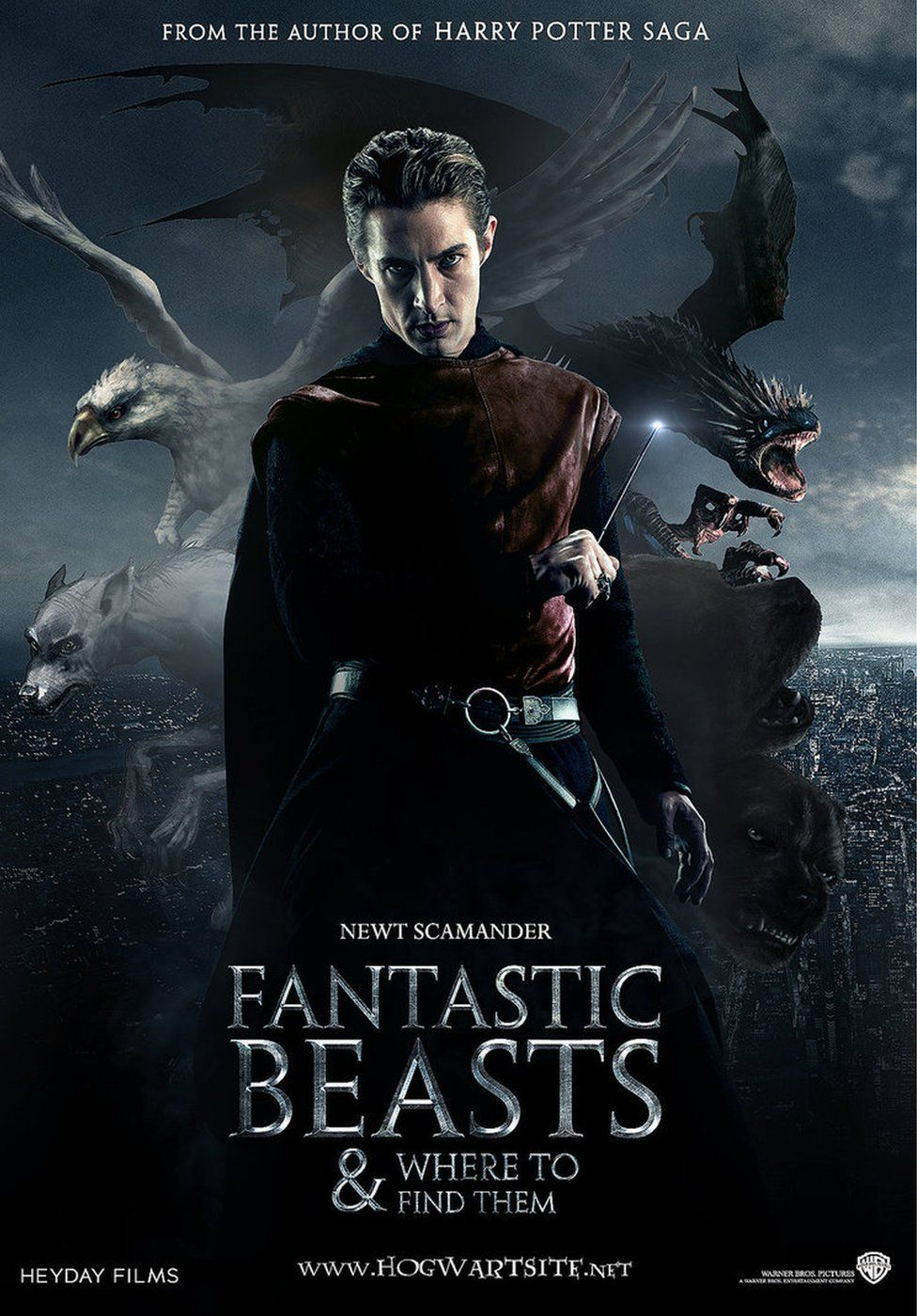 1207 watch fantastic beasts and where to find them for free online