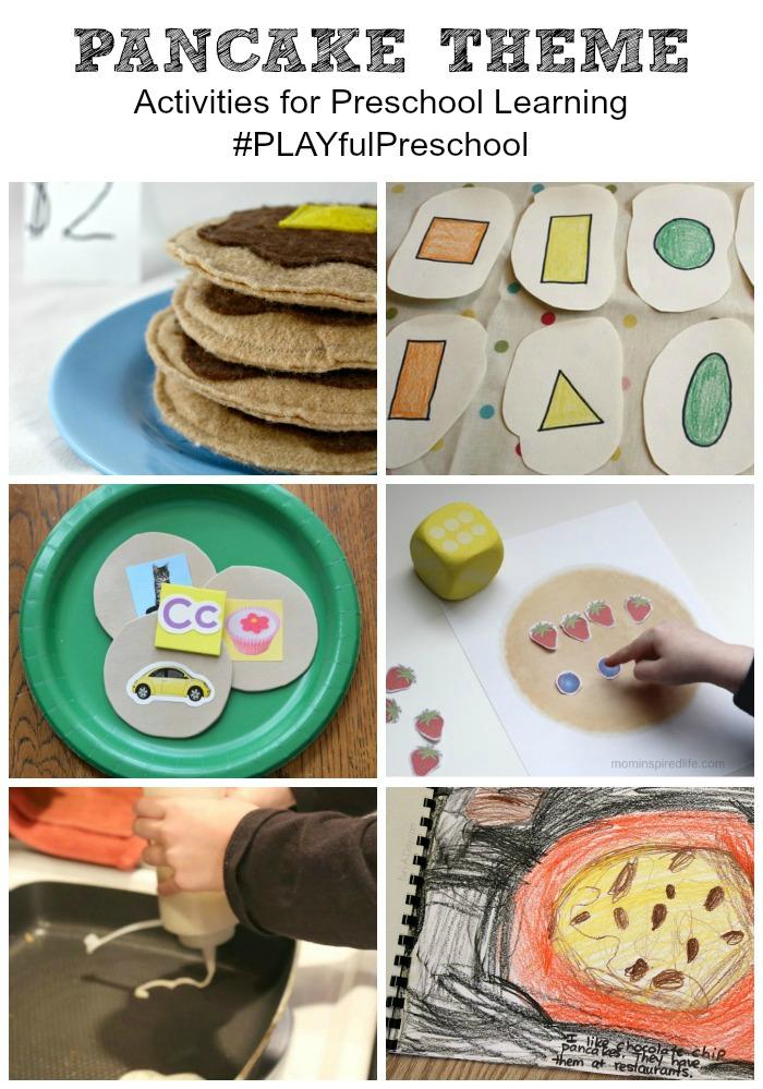 pancake crafts for preschoolers preschool the educators spin on it 616
