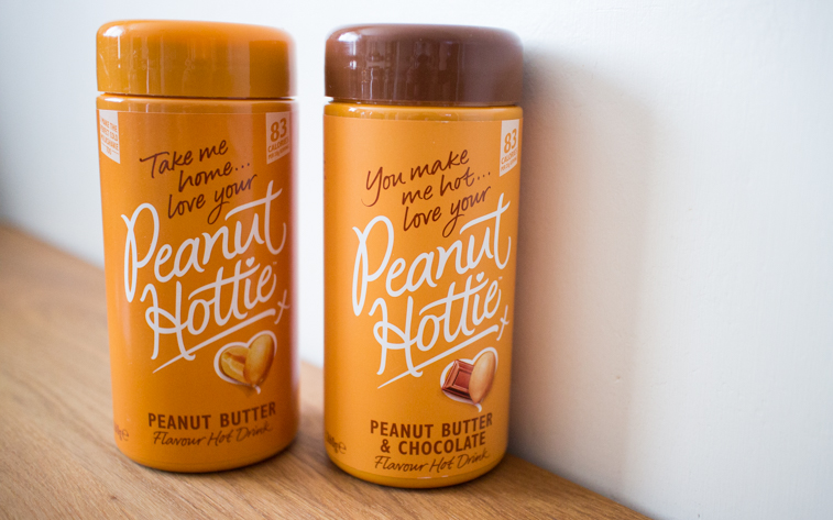 peanut butter hot drink