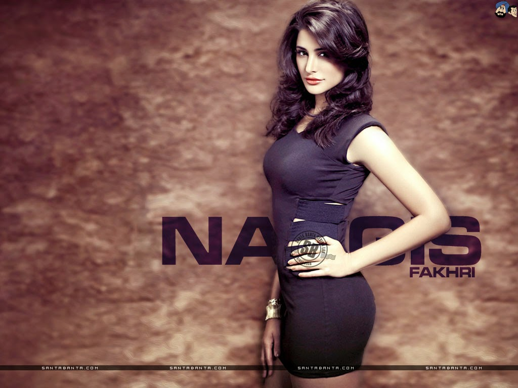 Nargis fakhri bollywood actress Wallpaper