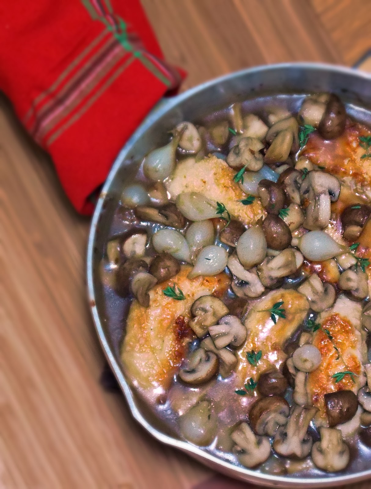 Recipes With Chicken Tenderloins And Mushrooms