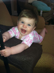 Lainey girl, almost 10 months