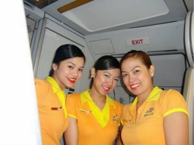 33Philippines252CCebuPacificAirAirHostess - Air Hostess From Different Countries