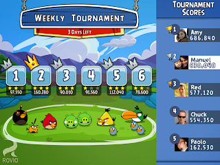 Angry Birds Friends v1.3.0