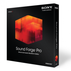 Sony Sound Forge Pro 11 + Serial