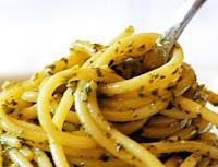 Espaguete ao Limão (vegana)