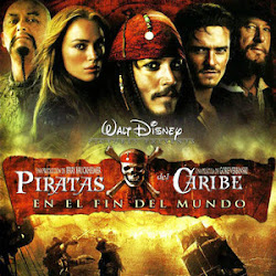 Poster Pirates of the Caribbean: At World's End 2007