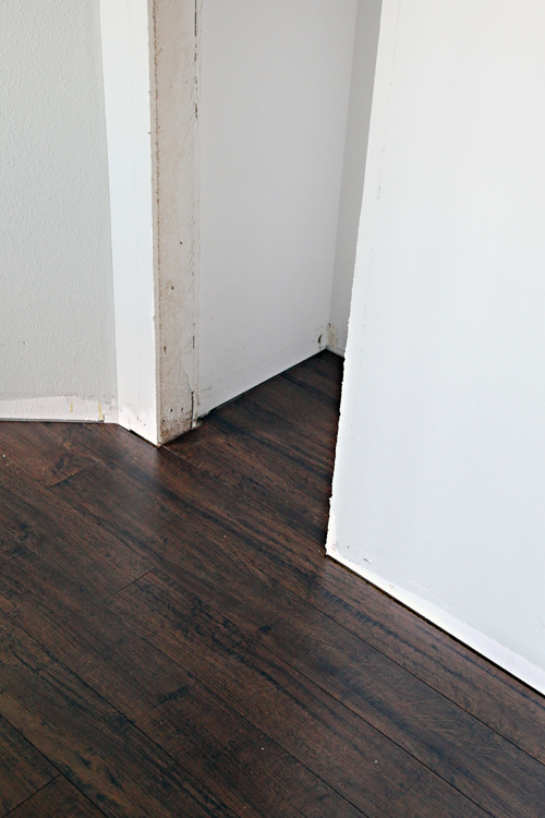 Iheart Organizing Do It Yourself Floating Laminate Floor Installation