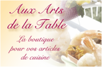 Belle boutique pour vos articles de cuisine