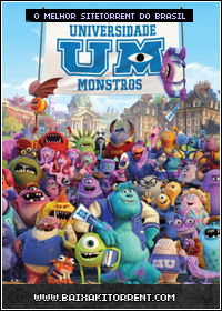 Capa Baixar Filme Universidade Monstros (Monsters University) Dublado   Torrent Baixaki Download