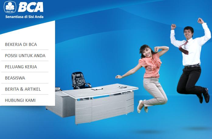 Lowongan Kerja Bank BCA 2014 Terbaru