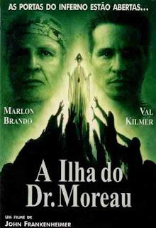 A Ilha do Dr. Moreau (1996)