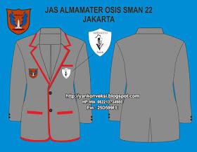 JAS ALMAMATER OSIS SMA