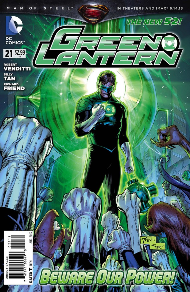 Green lantern corps comic cover - photo#1