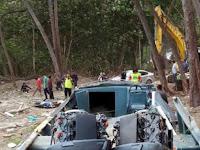 Gempar, 13 Mayat Terdampar di Pantai Malaysia Diduga Imigran Asal Indonesia