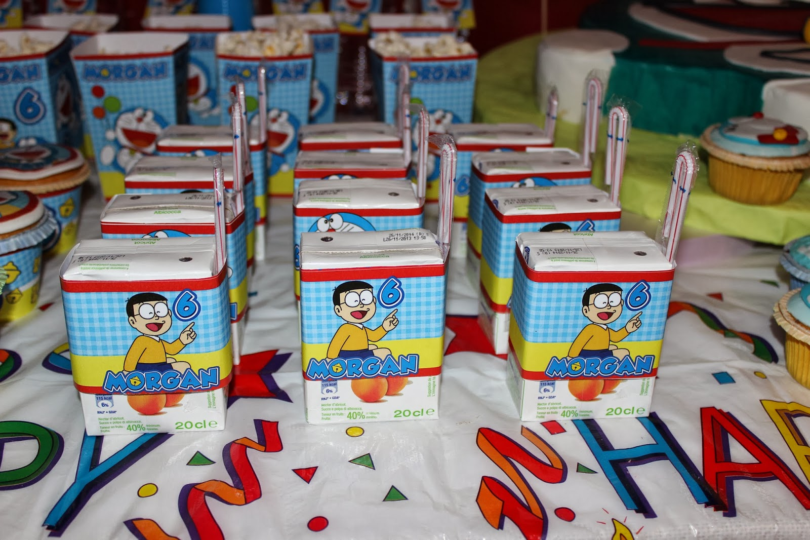 Preferenza Sweet Table Doraemonfor my love! | Guarda che dolci di Clara  XZ21