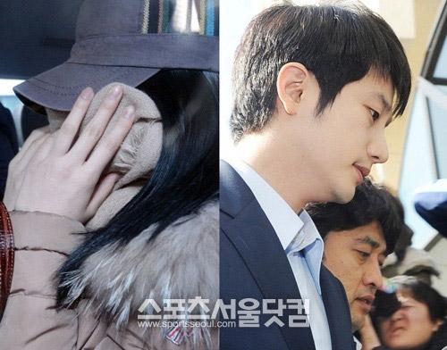 Park Shi Hoo cưỡng hiếp nạn nhân A trong khi cô mất ý thức đã được phía cảnh sát phía Tây Seoul xác nhận.