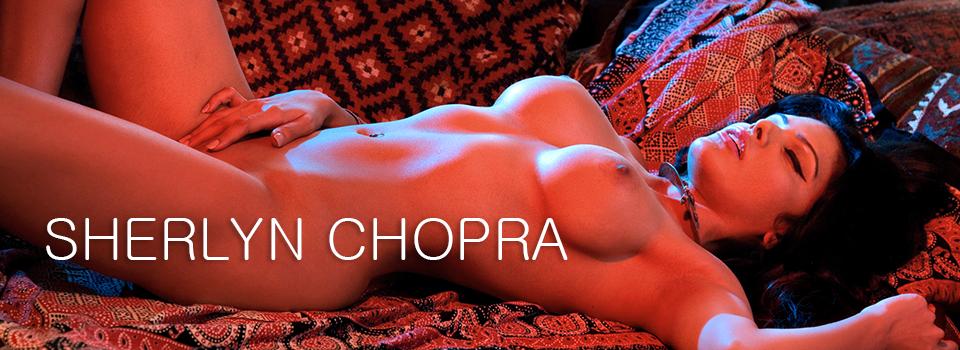 Sherlyn Chopra-Topless