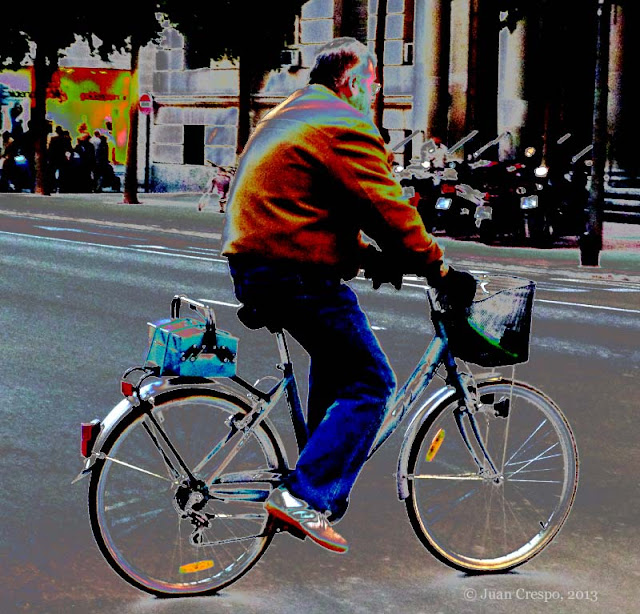 Bicipoemas solo tengo una bicicleta azul el de la dahon - La bici azul ...