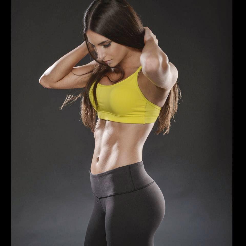 Como convertirse en una mujer fitness