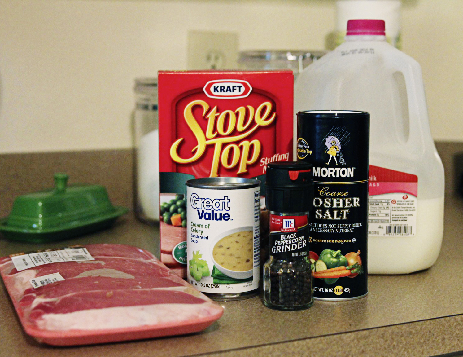 Stove top stuffing recipes pork chops - Food for health recipes