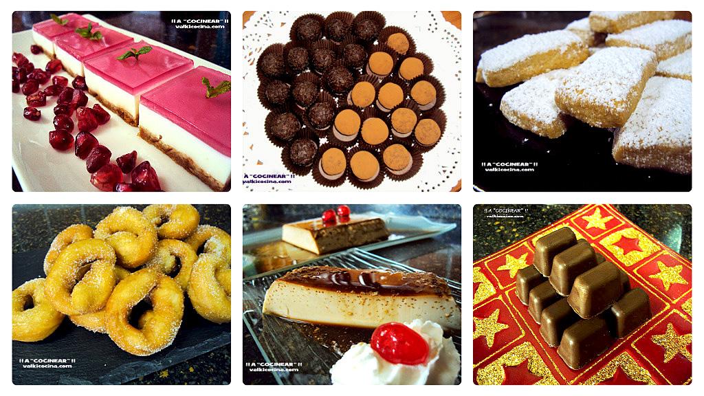 Recetas para navidad iii postres y dulces a cocinear recetas - Postres navidad faciles ...
