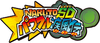 naruto sd powerful shippuden logo Naruto SD: Powerful Shippuden   Logo & Trailer