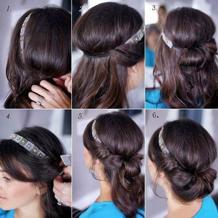 Hairstyles Step-By-Step