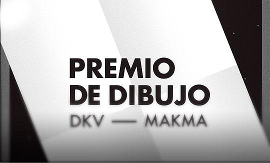 convocatorias en España - Premio de Dibujo DKV - MAKMA