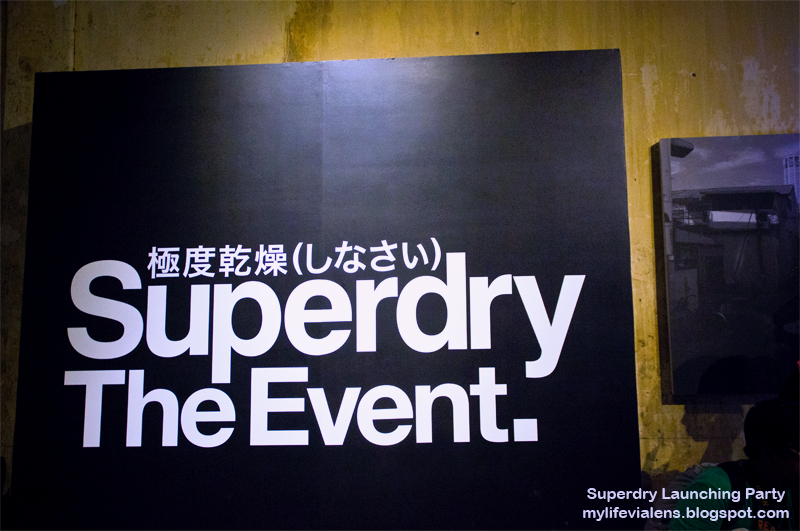 Superdry Launching Party