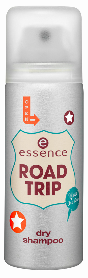 essence road trip – dry shampoo