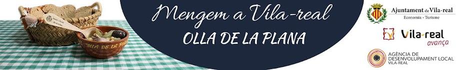 """Jornades Gastronòmiques """"Mengem a Vila-real...Olla de la plana"""""""