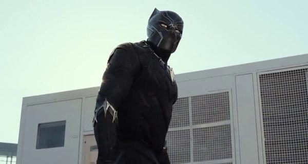 Llega Pantera Negra