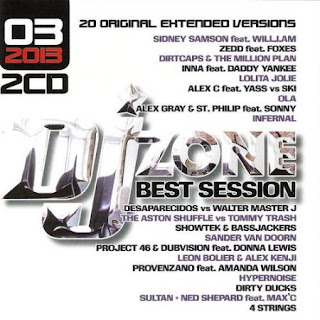 capa Download – DJ Zone Best Session –  03 2013
