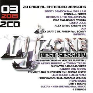 Download – DJ Zone Best Session – 03-2013