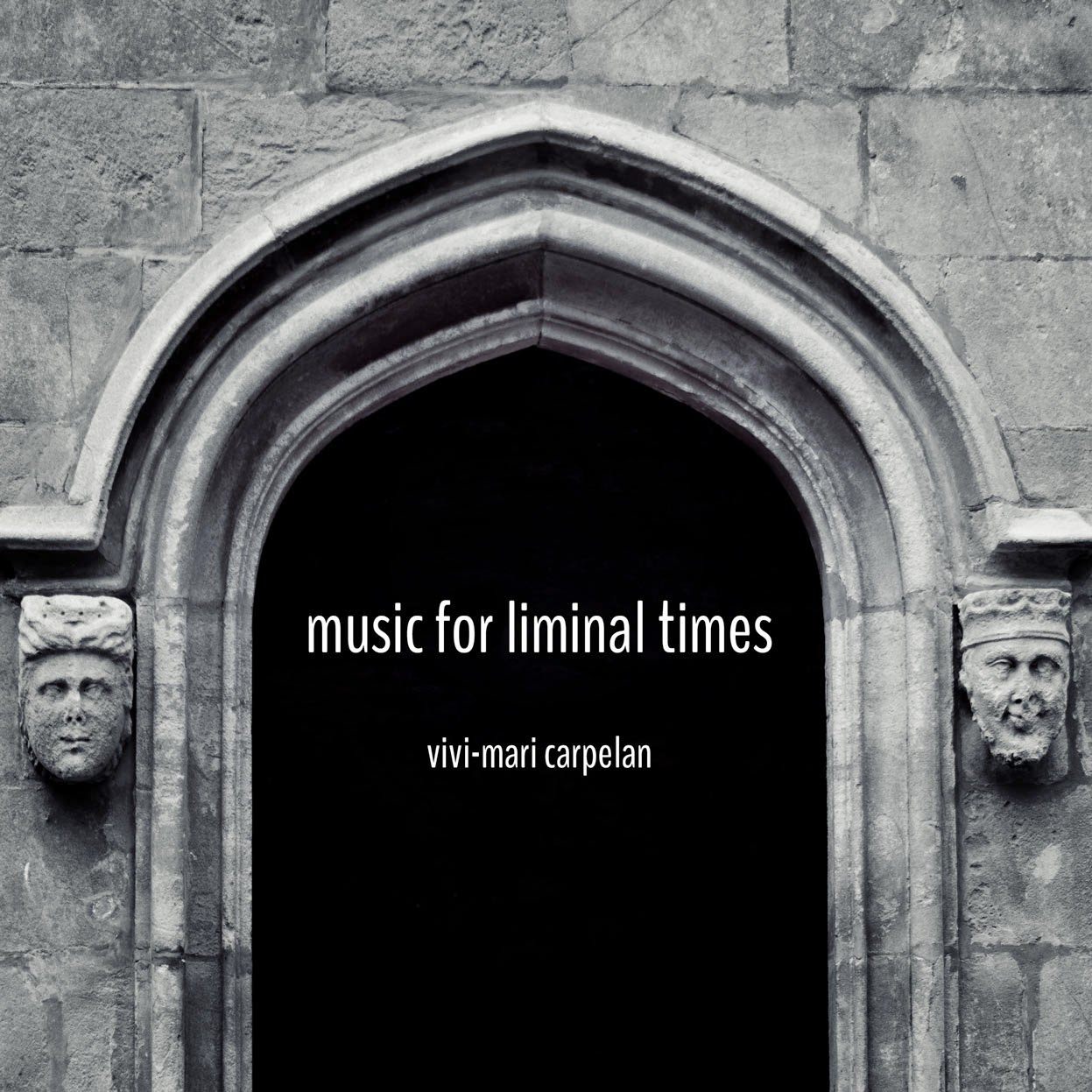 """MUSIC FOR LIMINAL TIMES"" - ALBUM"