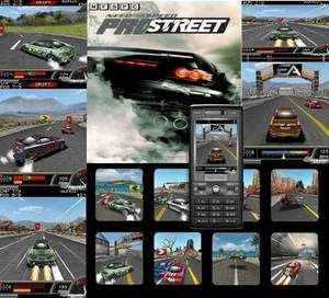 Need For Speed Pro Street For Nokia 3rd