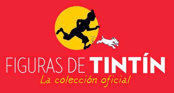 Colección de figuras Tintín