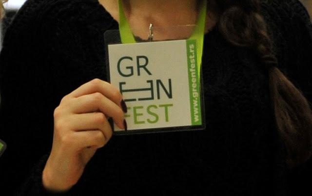 "Poziv za volontiranje na festivalu ""Green fest"""