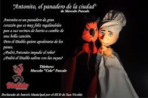 """""""Antonito, el panadero de la ciudad"""" (Marcelo Pascale)"""