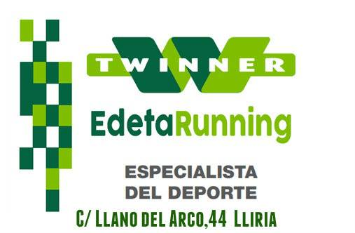 TWINNER EDETA RUNNING