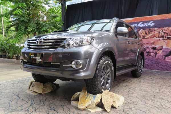 Toyota Fortuner Diesel 4x4