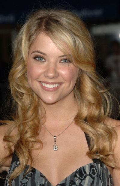 ashton kutcher hairstyle : Ashley Benson Prom Hairstyles - Hairstyles And Fashion 2011: Ashley ...